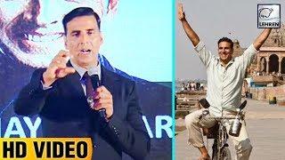 Akshay Kumar Shares SHOCKING Experience On Padman | LehrenTV
