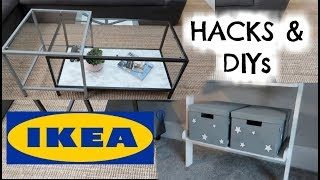 IKEA HACKS AND DIYS | DECORATING MY HOME QUICKLY & EASILY | KERRY WHELPDALE