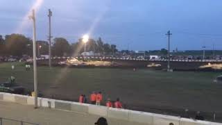 Figure 8 racing in Osage @ 7pm 6/14/19 Pro Stock Feature Pt 1