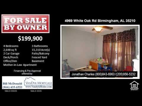 4 Bedroom Home for Sale near Liberty Pk Middle School in Birmingham AL