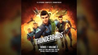 Thunderbirds Are Go Volume 2 Opening Theme Tune