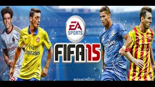 FIFA 15 FULL PC torrent free download (Ultimate Team Edition-SC)