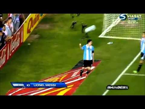 ฟุตบอลโลก 2014 - ลิโอเนล เมสซี่ แข้งเทพตัวจริง