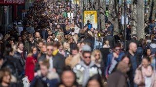 Deutschland: Bevölkerung in Großstädten deutlich gewachsen