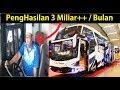 3 Miliar Perbulan | Sejarah & Kisah Sukses Bus Haryanto