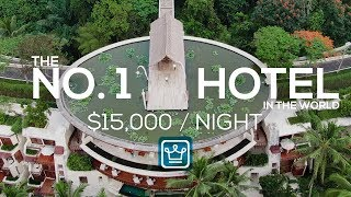Inside the No.1 HOTEL in the World ($15,000/NIGHT)