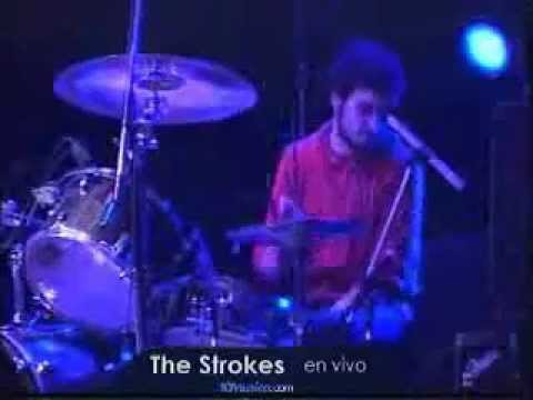 The Strokes - Automatic Stop (Live)