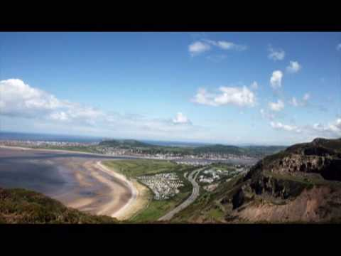 North Wales Coastal Path from the Great Orme to Llanfairfechan