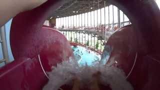 Steep Water Slide at Aquapolis