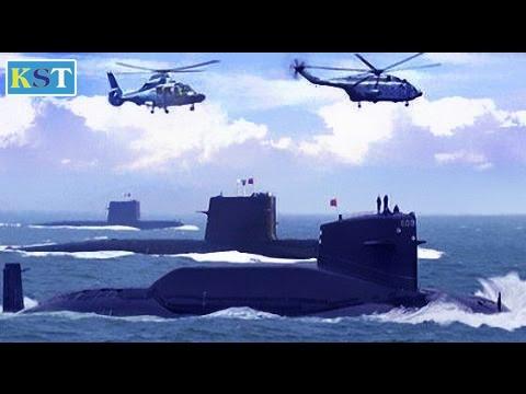 Tin Biển Đông mới nhất 11/9/2016 - VN bí mật xây dựng lực lượng ngăn chặn TQ bá quyền - CC