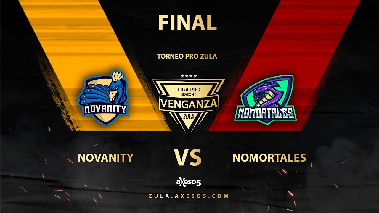 Final Torneo LPV Season 4 - NOVANITY VS NOMORTALES
