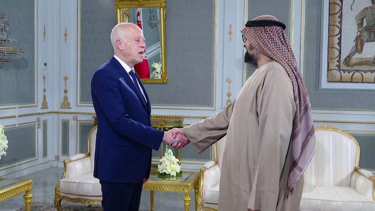لقاء مع الرئيس التنفيذي لمجموعة أبوظبي للاستثمار السيد زايد بن عويضة 5
