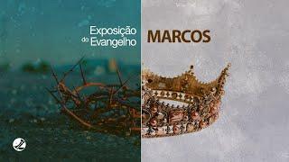 """2020-08-09 - """"Jesus e o divórcio"""" - Marcos 10.1-12- Rev. Jailson - Transmissão Vespertina"""