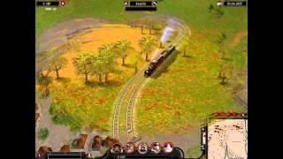 Railroad Pioneer PC 2003 Gameplay