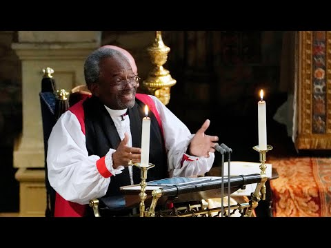 Did US minister Michael Curry steal the show with powerful royal wedding sermon?