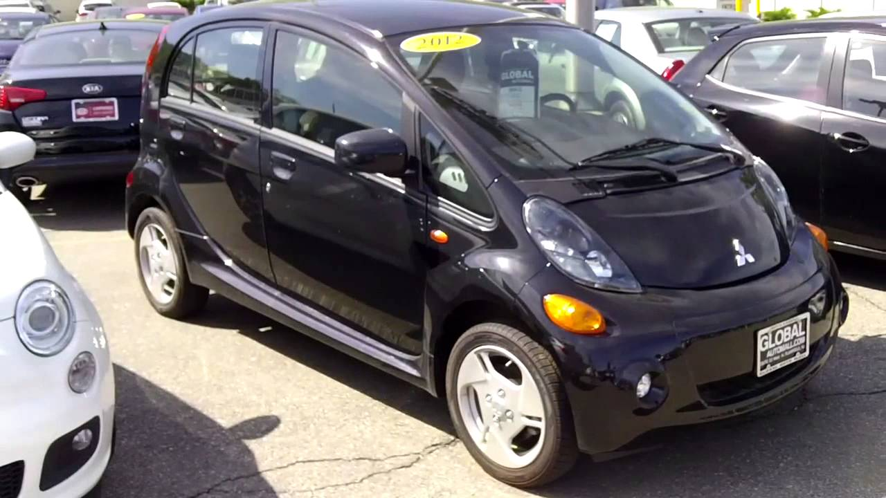 The 2014 Mitsubishi Mirage & Other Small Cars