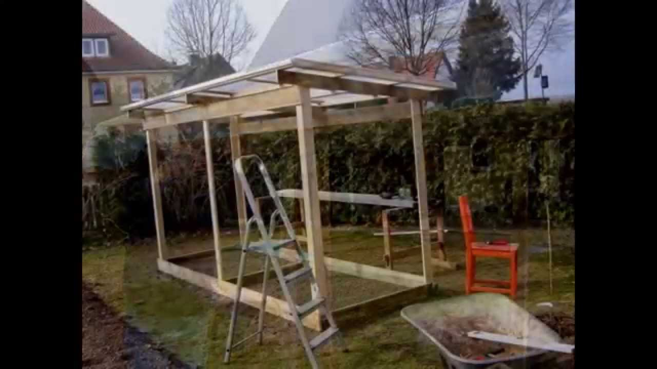 tomatenh uschen bauen im biogarten how to youtube. Black Bedroom Furniture Sets. Home Design Ideas