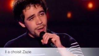 la plus belle voix the voice 2016 qui est sol il a chante crazy incroyablement