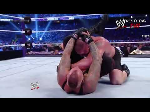 wwwe 28december 2017 The Undertaker vs. Brock Lesnar - Super classics