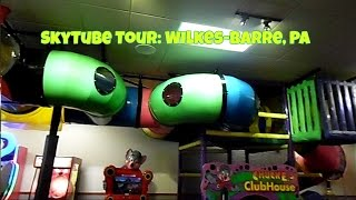 Chuck E. Cheese's SkyTube Tour Wilkes-Barre, PA August 2015