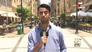 كل يوم - ضمن مشروع تطوير القاهرة التراثية وبمشاركة مجتمعية .. وسط البلد تتحول للوحة فنية