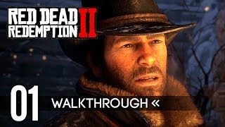RED DEAD REDEMPTION 2 – PART 1 – Gameplay Walkthrough / No Commentary 【Full Game】