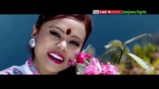 new nepali song 2072    champa chameli   samjhana lamichhane magar   video hd
