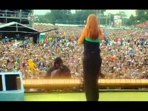 Atomic Kitten - Whole Again (Party In The Park 2002)