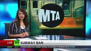 NYPD wants to ban repeat offenders from using subways, buses