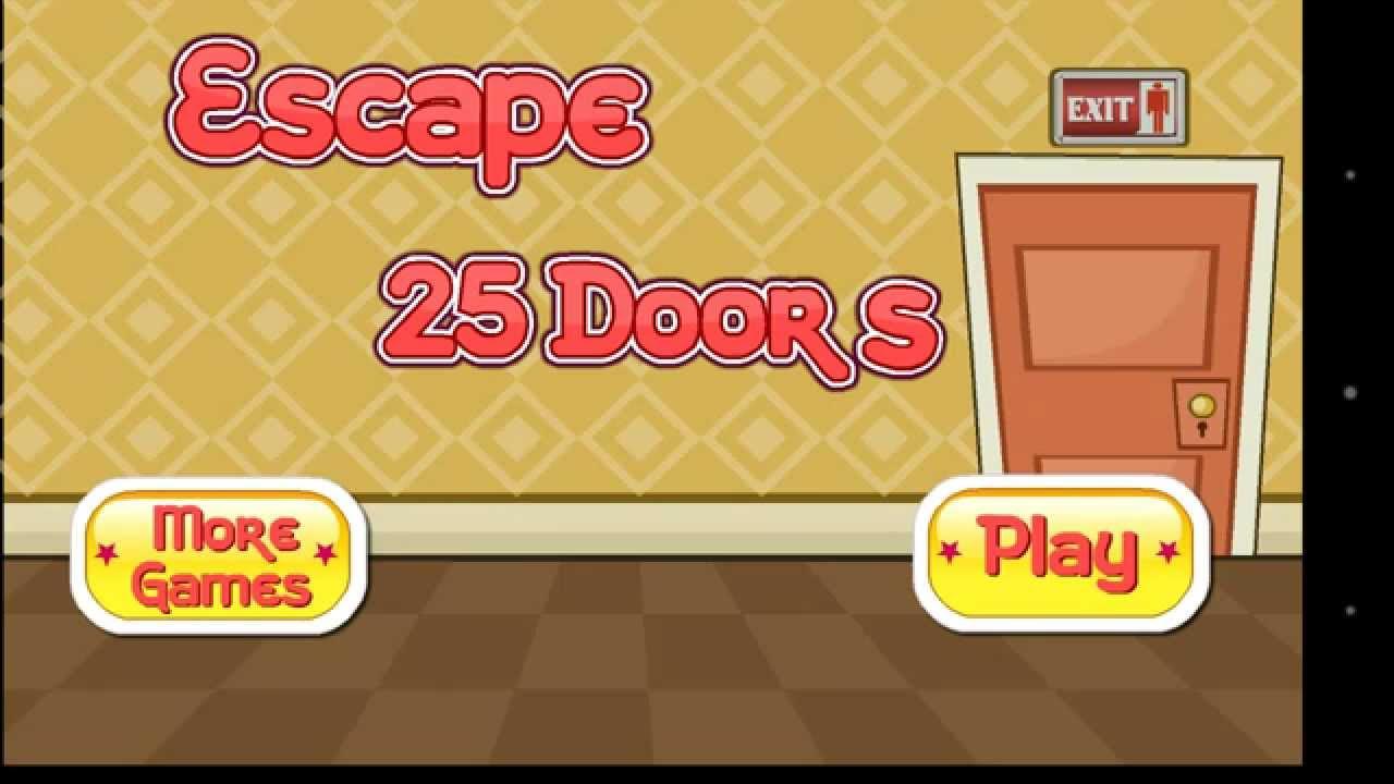 Escape Doors And Rooms Walkthrough