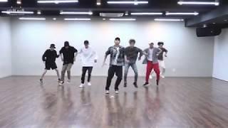 [Mirrored] BTS 방탄소년단 - 'IDOL' Mirrored Dance Practice 안무영상 거울모드