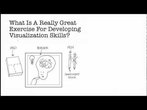 Rapid VIZ-- What Is A Really Great Exercise For Developing Visualization Skills?