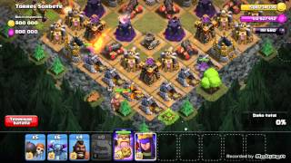 Clash Of Clans Server: Wildfire Of Flamewall