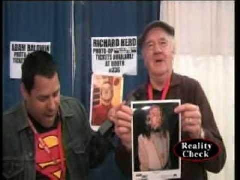 Richard Herd(Seinfeld) at Wonder Con 2010