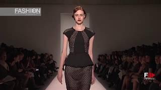 LELA ROSE  Autumn Winter 2011 2012 New York pret a porter women - Fashion Channel