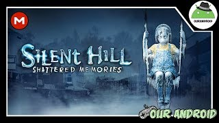 Silent Hill: Shattered Memories Para Android [ PPSSPP 1.4.2 + CONFIGURACIÓN ] ISO MEGA