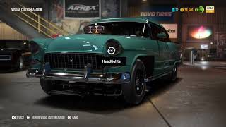 Need for Speed™ Payback | Chevy Bel Air Drag Superbuild