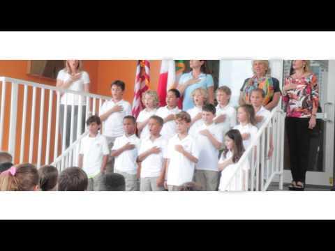 Metropolitan International School of Miami Italian National Anthem