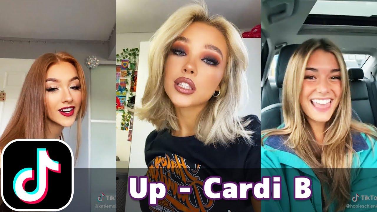 Up - Cardi B | TikTok Compilation