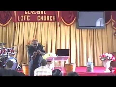 Sermon Topic: You Roll Away Your Stone - Pastor Oral Hazell