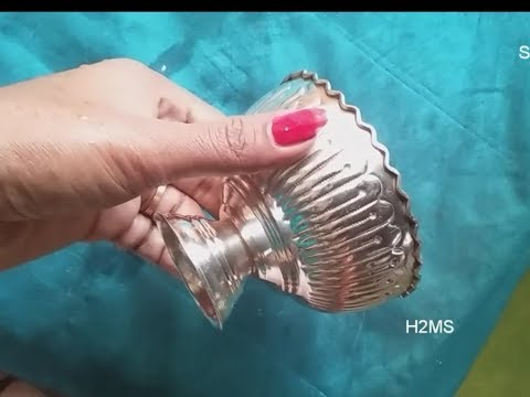 How to clean silver items in simple way/Toothpaste hacks/diy silver bowl & spoon cleaning techniques
