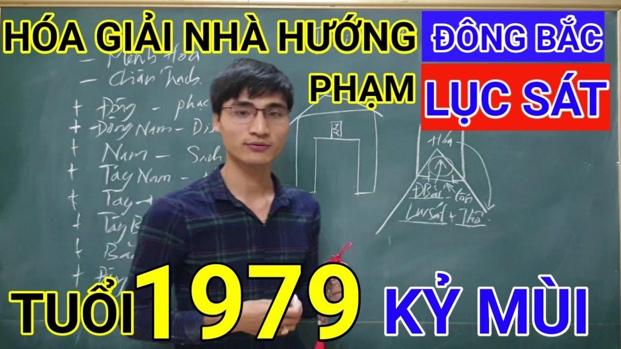 Tuổi Kỷ Mùi 1979 Nhà Hướng Đông Bắc | Hóa Giải Hướng Nhà Phạm Lục Sát Cho Tuoi Ky Mui 1979