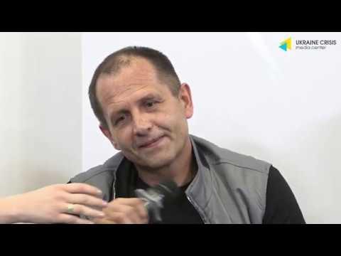 Ukraine Crisis Media Center: Vladimir Balukh's first press conference. UCMC 16.09.2019
