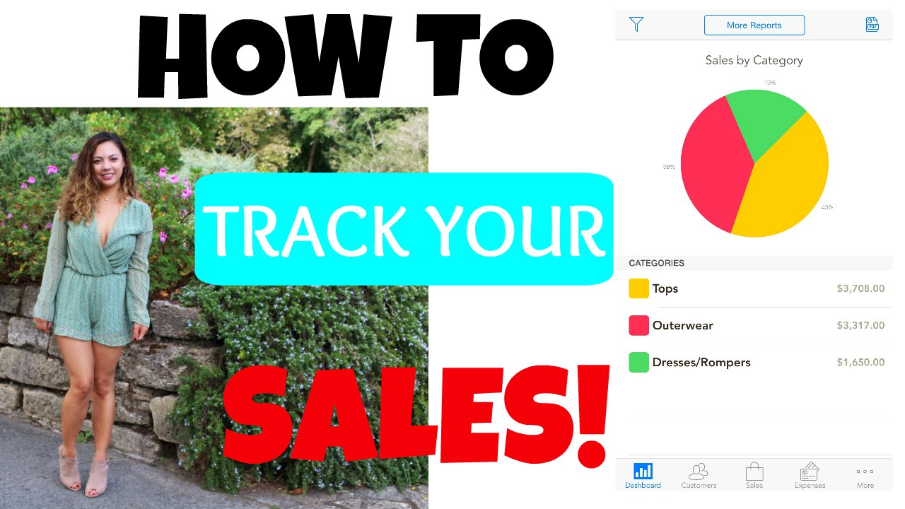 how to keep track of your sales expenses small business owners