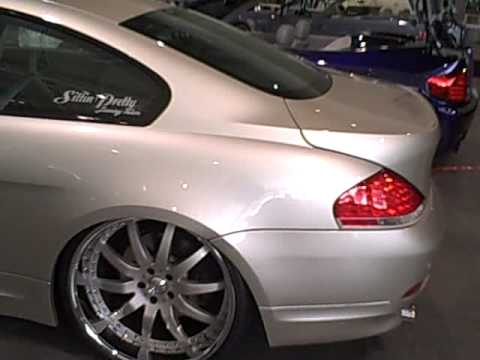 Custom bmw 6 series on dubs youtube publicscrutiny Images