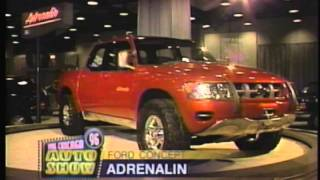 Concept Vehicles at the 1996 Chicago Auto Show