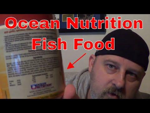 African Malawi Cichlid Color Enhancing Food's - Ocean Nutrition Fish Food- Video 8