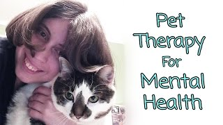 Pet Therapy for Mental Health
