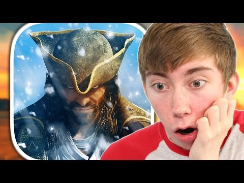 ASSASSIN'S CREED PIRATES (iPhone 6 Gameplay Video)