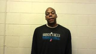 Sean Rooks Interview